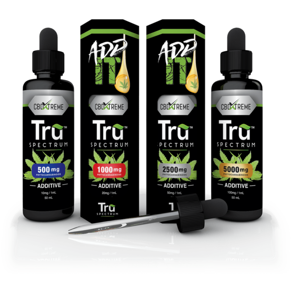 AddIt CBD E-LIQUID ADDITIVE